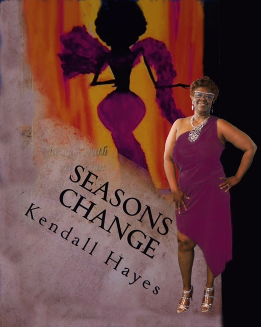 AUTHORESS KENDALL HAYES. Healed Empowered & Restored