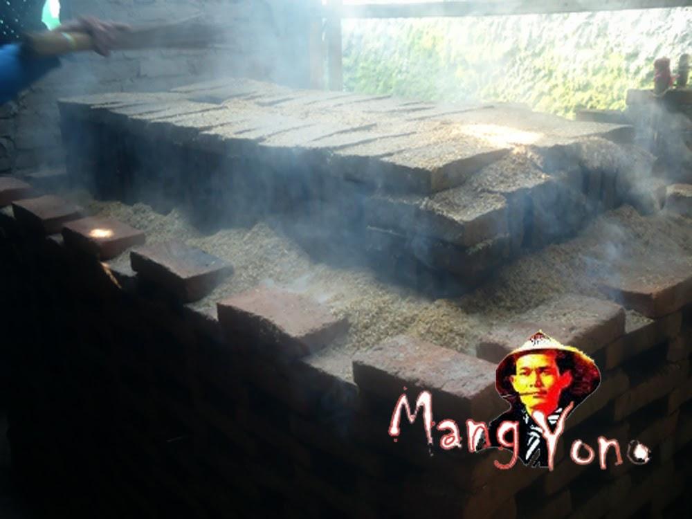 Cara membuat Batu bata Merah dari tanah liat dengan cara Tradisional.