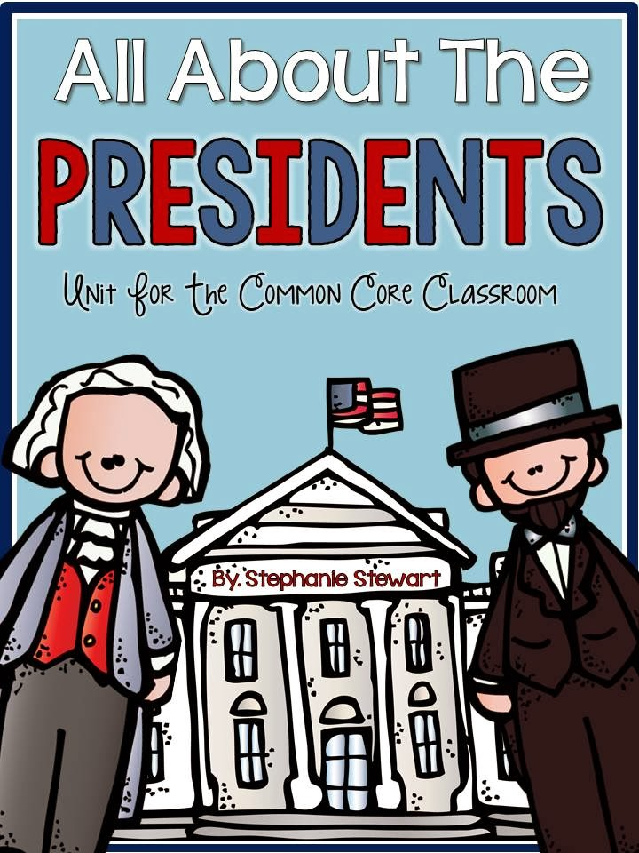 http://www.teacherspayteachers.com/Product/Presidents-Day-Unit-For-The-Common-Core-Classroom-550277