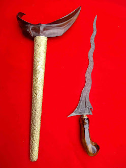 keris sabuk tampar luk 9