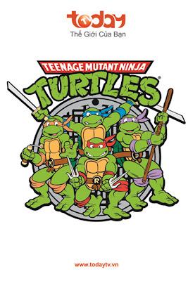 Bộ Tứ Ninja Rùa