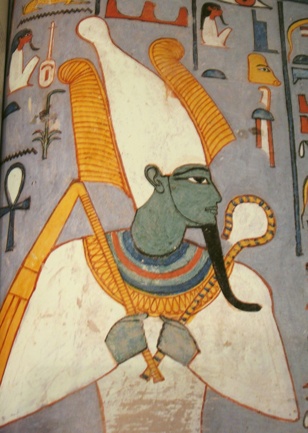 Osiris, Lord of the Underworld ~ Ancient Egypt Facts
