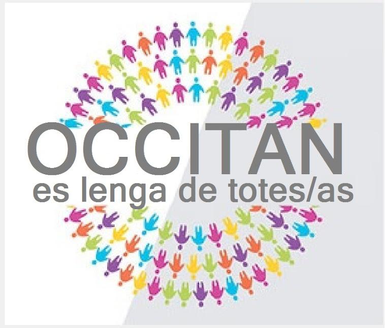 L'occitan es lenga de totes/as