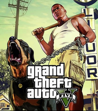GTA 5 Grand Theft Auto V Full Crack PC Games Free Download