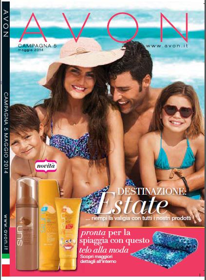 CATALOGO AVON ONLINE CAMPAGNA 5 - Avon Shop Online