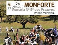MONFORTE: ROMARIA À SENHORA DOS PRAZERES