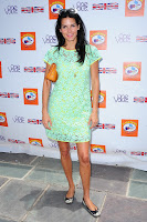 Angie Harmon at 7th Annual Kidstock Music and Art Festival