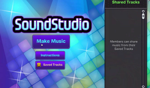 Club Penguin SoundStudio sneak peek