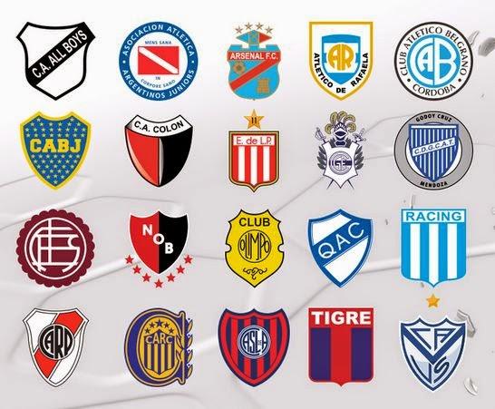 Los clubes más populares del fútbol argentino según Facebook