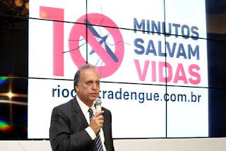 Estado do Rio lança Campanha 10 Minutos Salvam Vidas