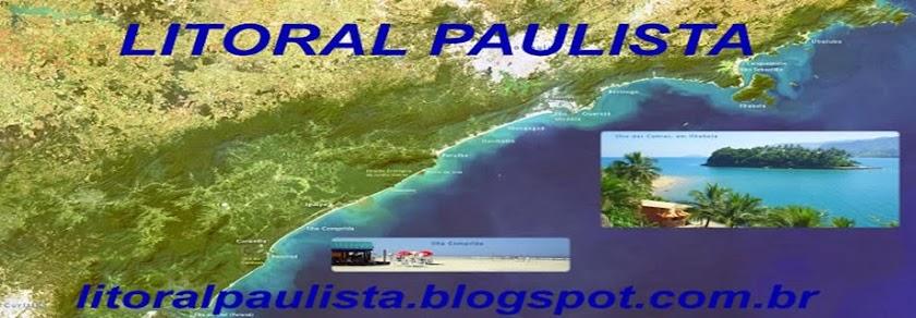 Litoral Paulista todas as cidades, lazer, turismo, a natureza do litoral de São Paulo