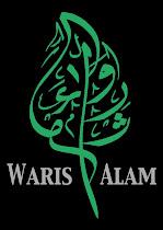 logo rasmi WarisAlam