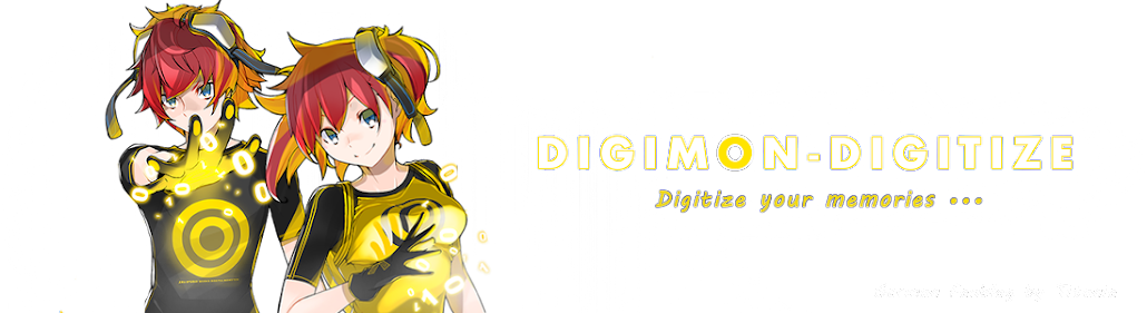 Digimon Digitize
