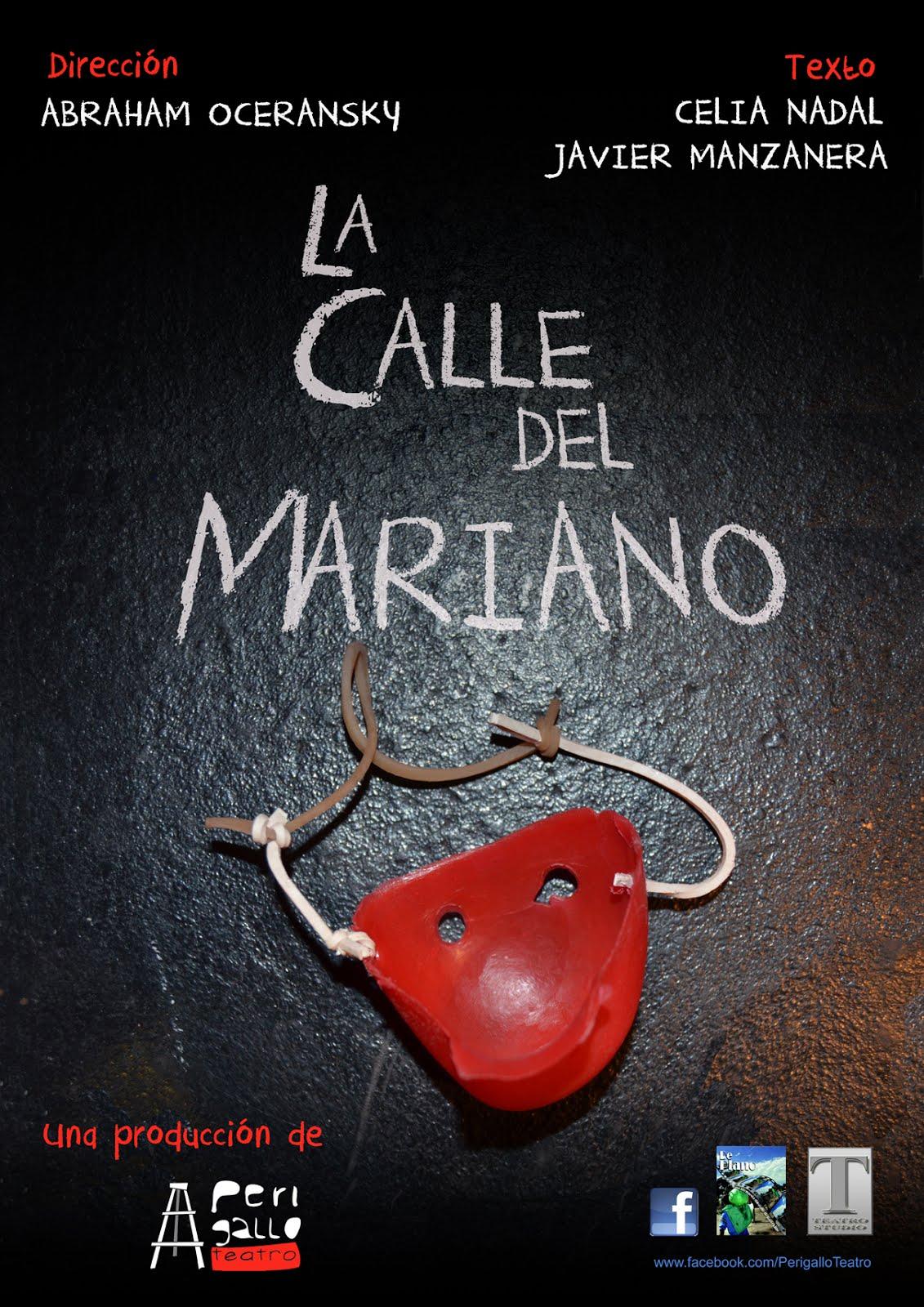 LA CALLE DEL MARIANO