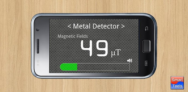 Convert your Android CellPhone Into Metal Detector