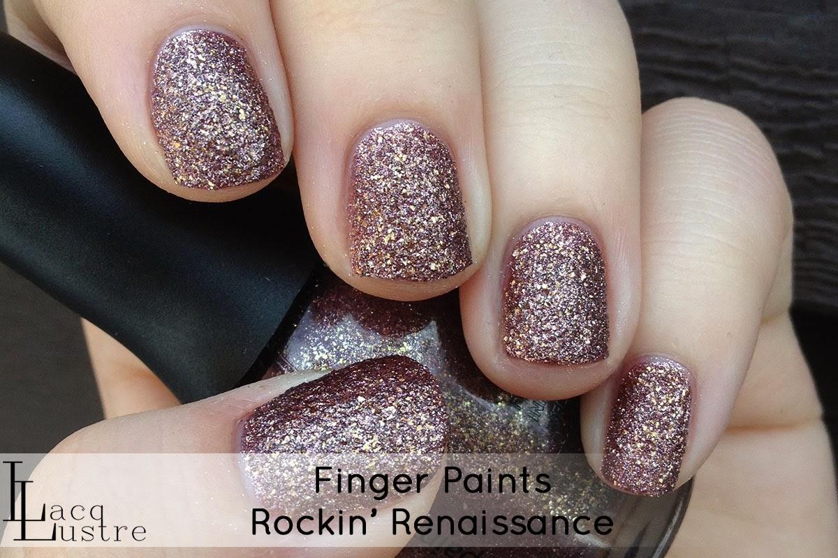 Finger Paints Rockin' Renaissance