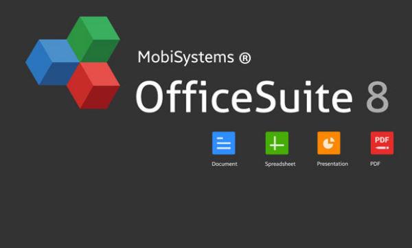 OfficeSuite Pro + PDF v8.5.4657 Apk Miki