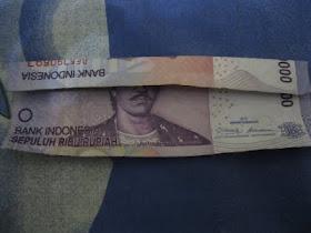 konspirasi uang 10000