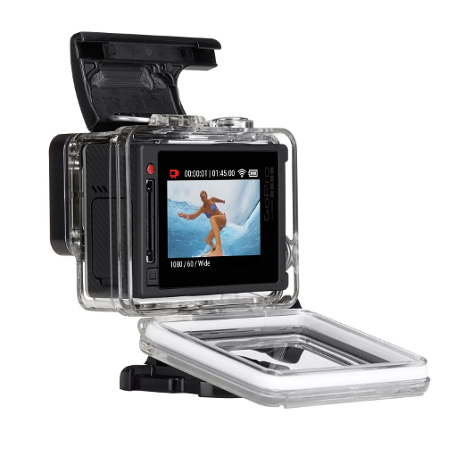 GoPro HERO4 SILVER - Number 1 Outoor, Action Camera/Camcoder - image