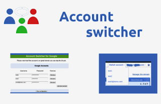 Account Switcher