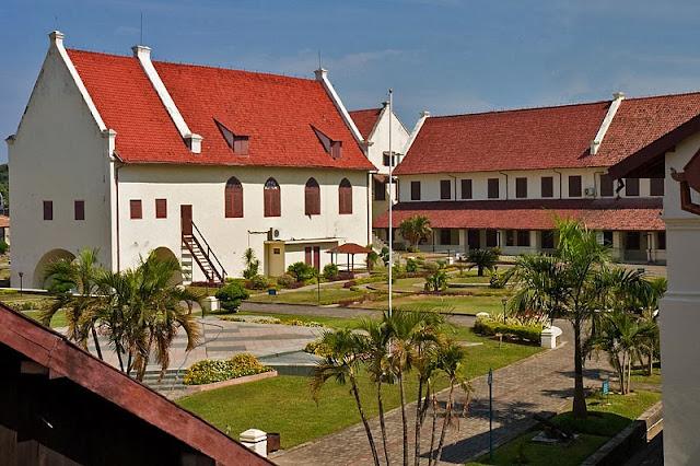 Benteng Fort Rotterdam, Makassar