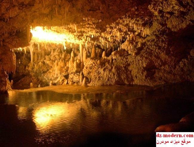 كهف هاريسون Harrison's Cave
