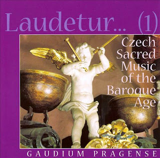 Czech Sacred Music Of The Baroque Age