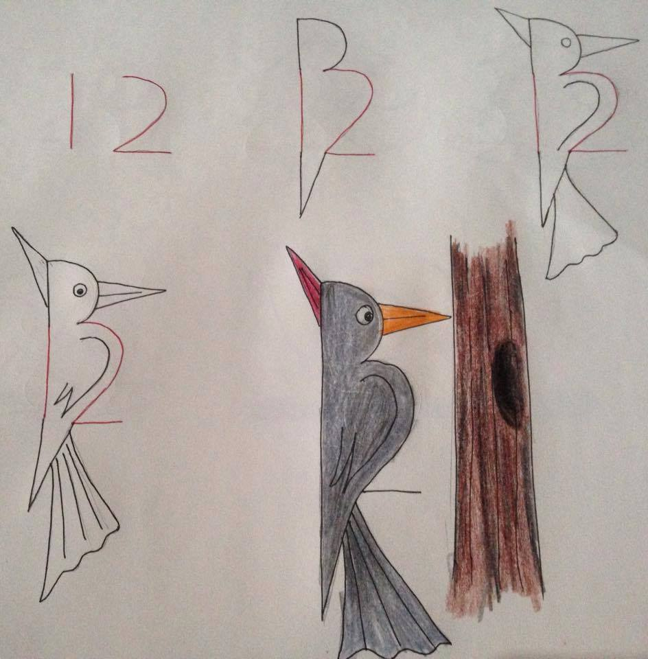 drawing tutorials step by step for kids