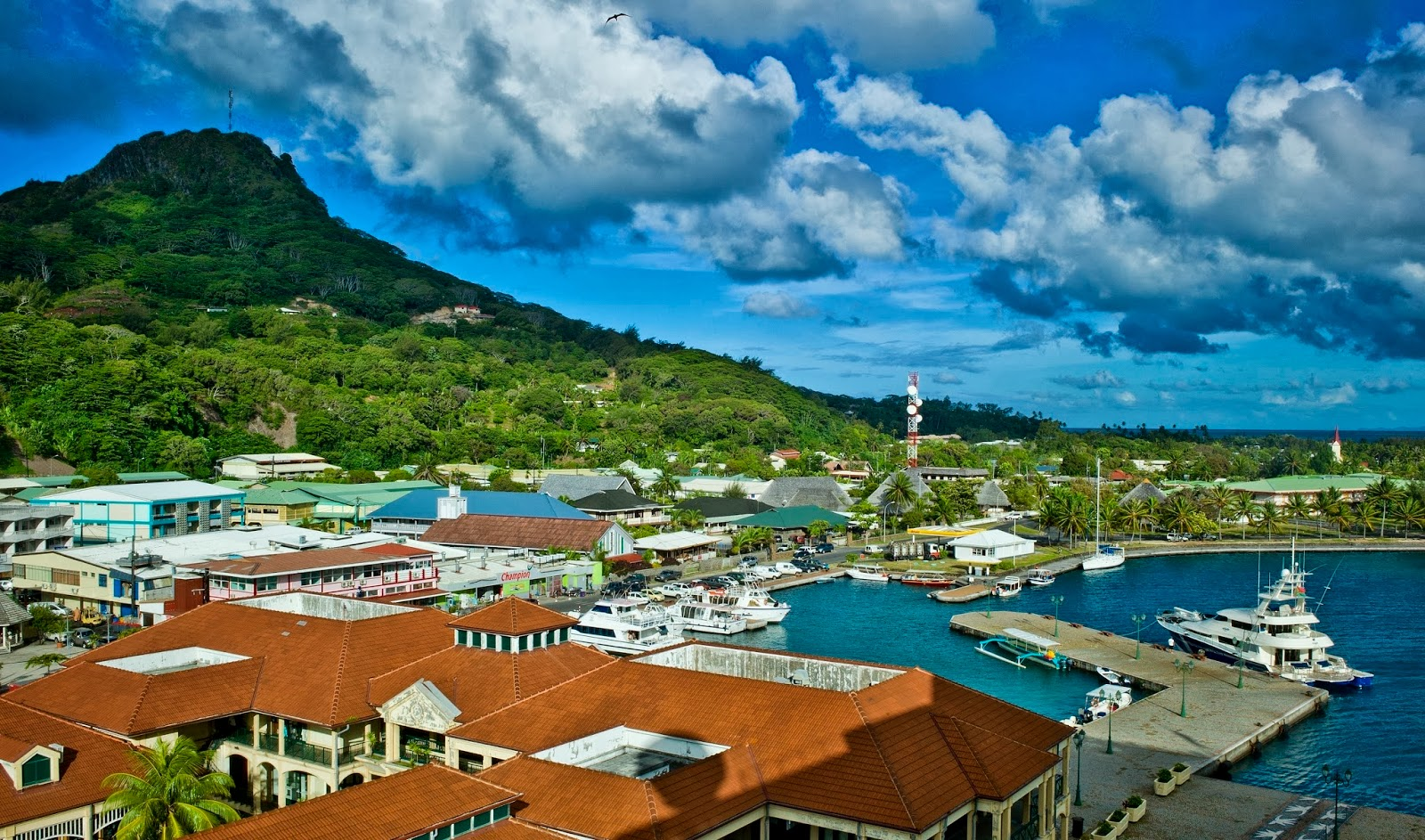 Tahiti French Polynesia  city pictures gallery : ... French Polynesia, Pacific Papeete, Tahiti, Mo'orea, Bora Bora