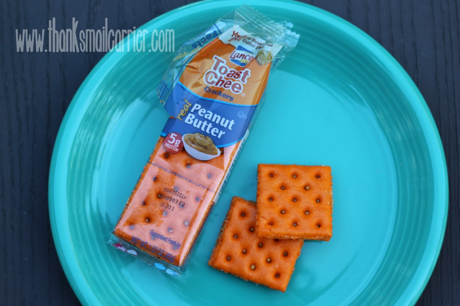 Lance Peanut Butter ToastChee
