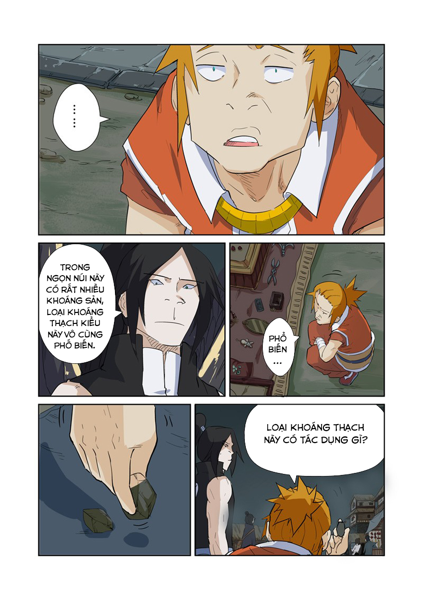 Tales of Demons and Gods chap 164.5 Trang 4 - p0sixspwn.com