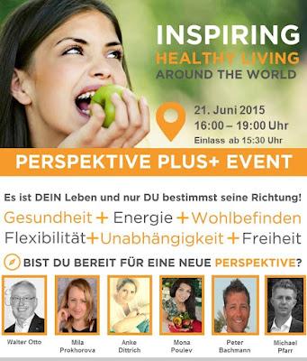Perspektive Plus Event-Veranstaltung in Seligenstadt