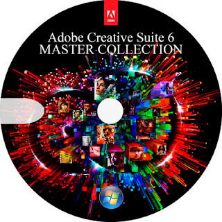 capa Adobe Creative Suite CS6 Master Collection (2012)