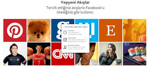 Yeni Facebook Tasarımı