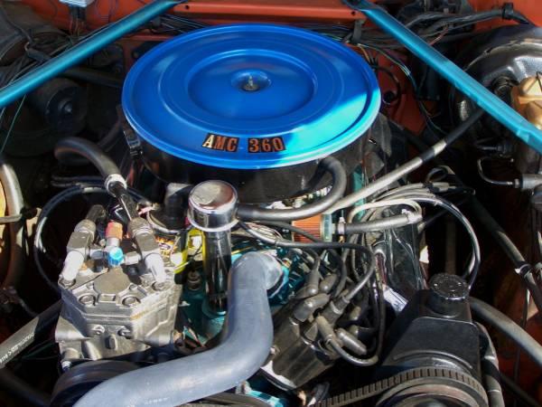 1974 amc matador x sport coupe auto restorationice for Matador motors wolfforth tx
