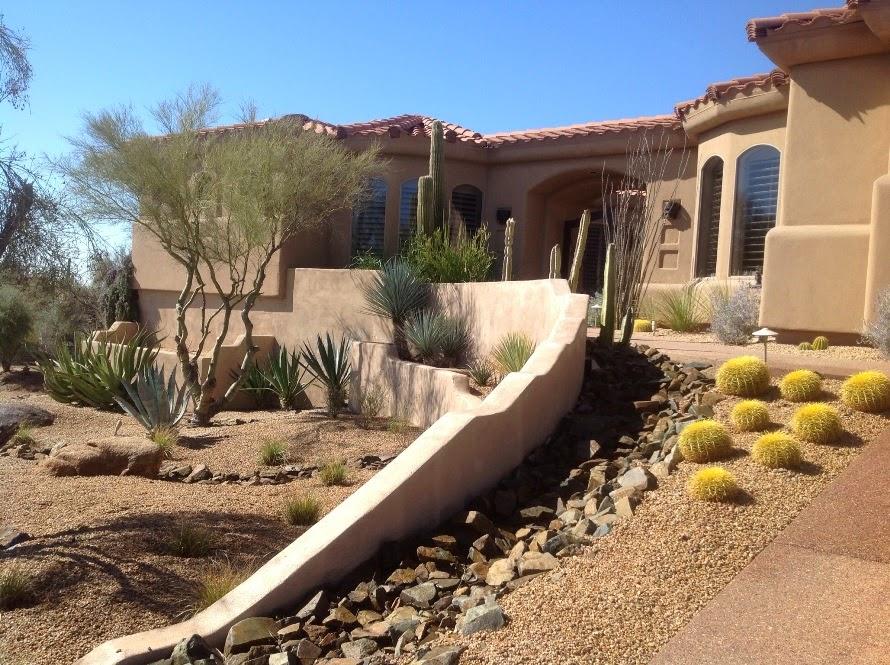Desert  Design Plans