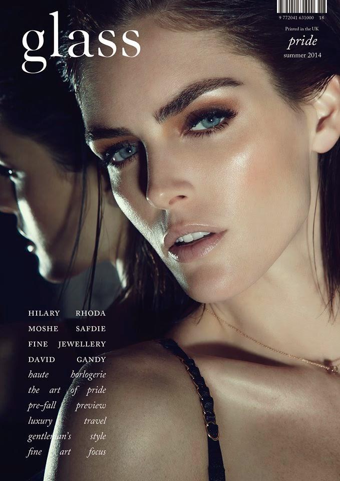 Hilary Rhoda - The Glass Magazine, Summer 2014