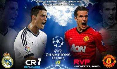 real madrid vs man united, live streaming