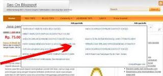 Cara Membuat Widget Melayang/Popup di Blog