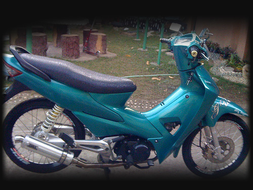 motor honda supra fit modifikasi title=