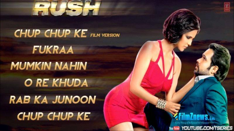 Rush Movie Full Audio Songs Juke Box | Emraan Hashmi