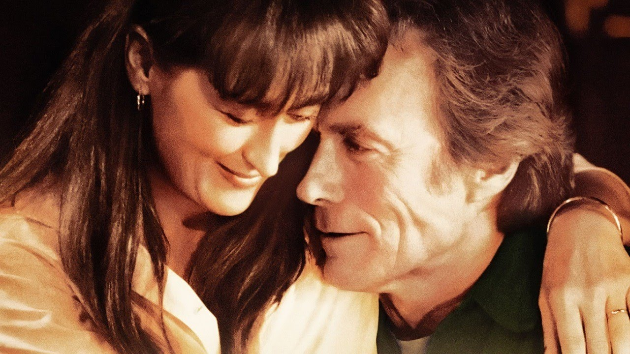 clint eastwood amp meryl streep ooze chemistry in the