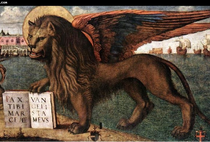 Image result for lion of venice