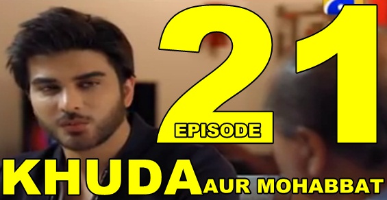 KHUDA AUR MOHABBAT SEASON 2 EPISODE 21