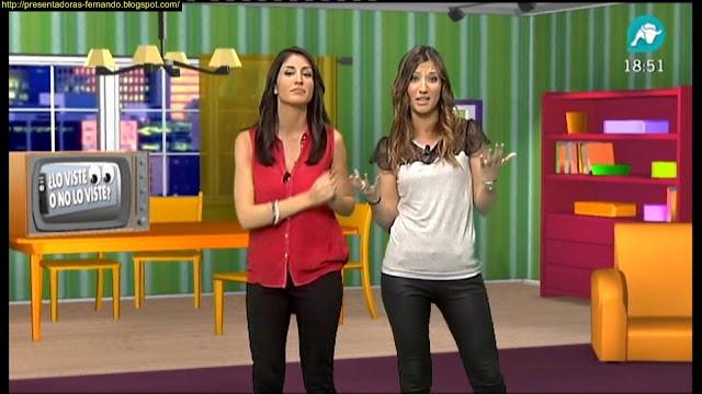 Victoria Moradell y Carlota Trias de Bes