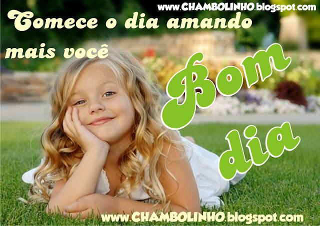 Recadinho Bom Dia para Facebook
