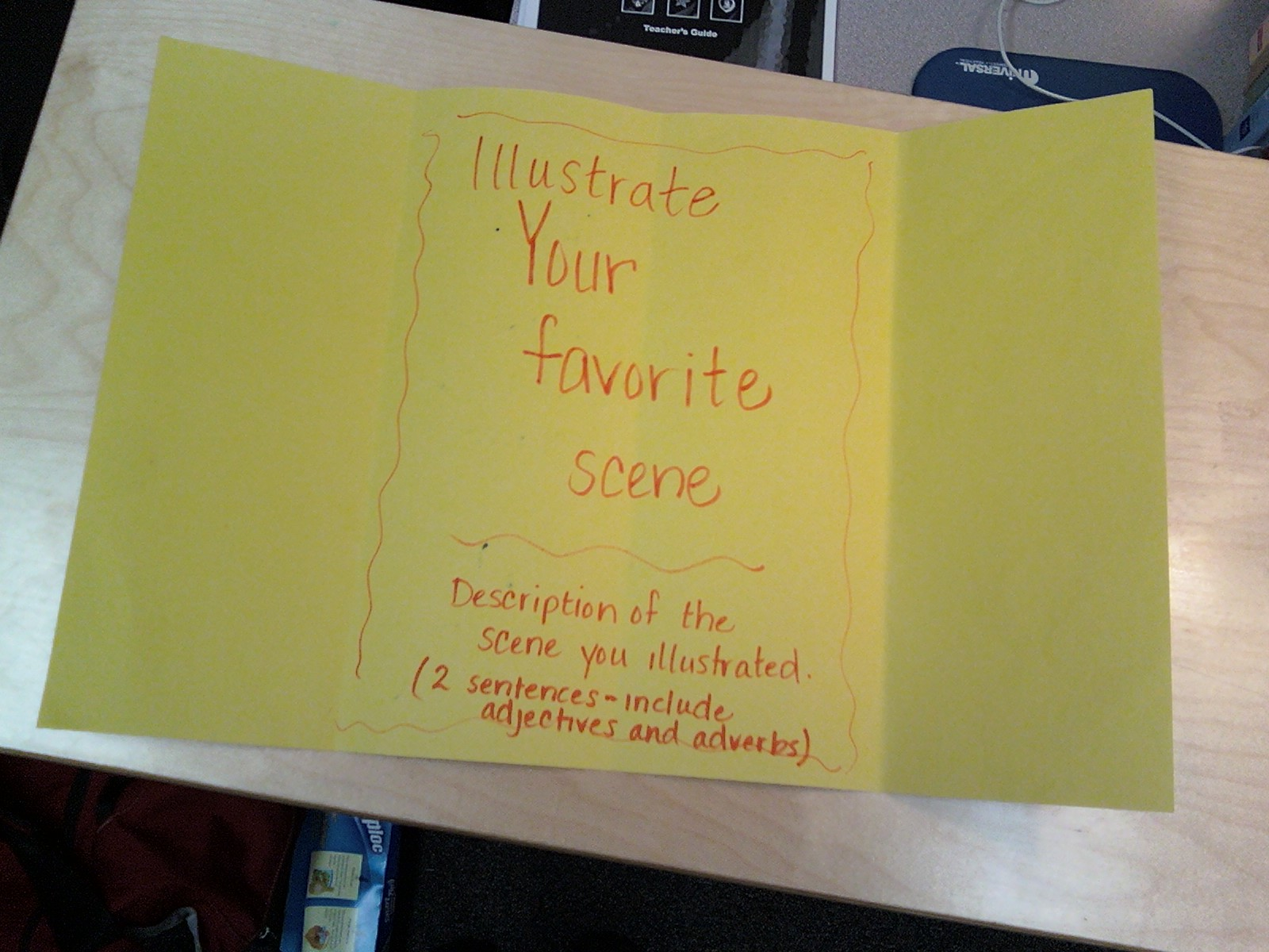 Book jacket book report 5th grade