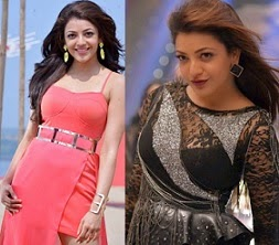 Kajal Photos in Temper