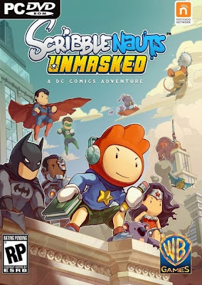 Torrent Super Compactado Scribblenauts Unmasked A DC Comics Adventure PC
