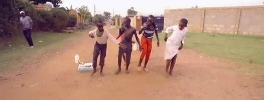Leka Nzine – Eddy Kenzo {Ghetto Boys Dance Video} #AlegriaAfricana